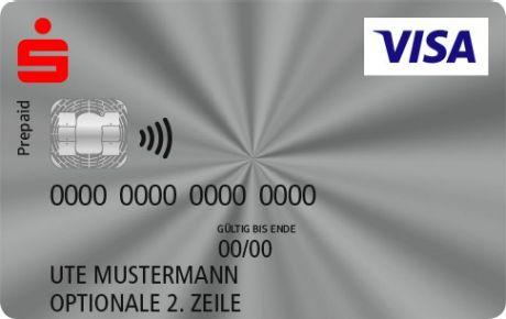 Cvv Ec Karte Sparkasse.Visa Card Basis Debitkarte Sparkasse Mittelthüringen